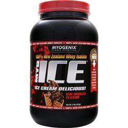 Myogenix Myo Ice - New Zealand Whey Protein Isolate Dark Chocolate 2 lbs