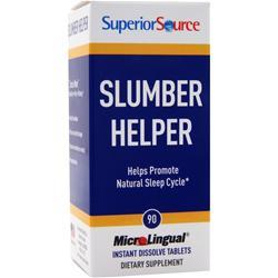 SUPERIOR SOURCE Slumber Helper 90 tabs