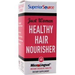 Superior Source Just Women - Healthy Hair Nourisher 60 tabs