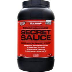 MuscleMeds Secret Sauce - Muscle Growth & Recovery Activator Punch 3 lbs