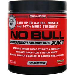 MuscleMeds No Bull XMT - Pre Workout Lemon Ice 230 grams