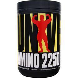 Universal Nutrition Amino 2250 230 tabs