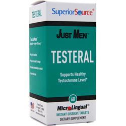 Superior Source Just Men - Testeral 60 tabs