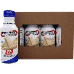 PREMIER NUTRITION Premier Protein RTD Vanilla 12 bttls