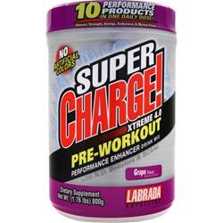 LABRADA Super Charge! Xtreme 4.0 Grape 800 grams