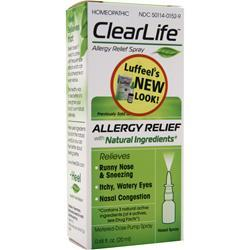 HEEL ClearLife Allergy Relief Spray 20 mL