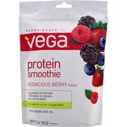 Vega Protein Smoothie (Plant-Based) Bodacious Berry 9.2 oz