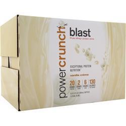 Power Crunch Blast - Proto Whey RTD Vanilla Creme 12 bttls