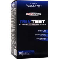Revlabs RevTest 60 caps