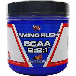 VPX SPORTS Amino Rush BCAA 2:2:1 Fruit Punch 8 oz