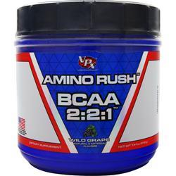 VPX SPORTS Amino Rush BCAA 2:2:1 Wild Grape 7.41 oz