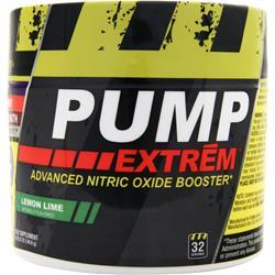 CON-CRET Pump Extreme - Advanced Nitric Oxide Booster Lemon Lime 4.97 oz