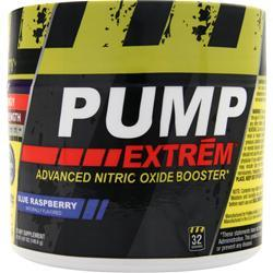 CON-CRET Pump Extreme - Advanced Nitric Oxide Booster Blue Raspberry 4.97 oz