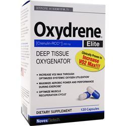 Novex Biotech Oxydrene Elite 120 caps