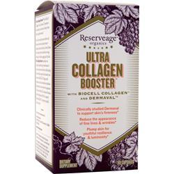 RESERVEAGE ORGANICS Ultra Collagen Booster 90 caps