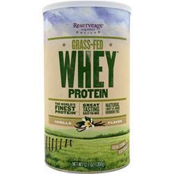 Reserveage Organics Grass-Fed Whey Protein Vanilla 360 grams