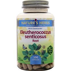 Nature's Herbs Eleutherococcus Senticosus Root 100 caps
