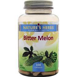 Nature's Herbs Bitter Melon 100 caps