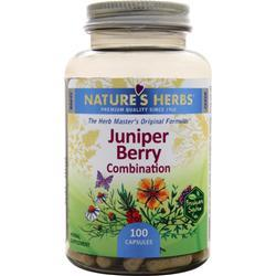 Nature's Herbs Juniper Berry Combination 100 caps