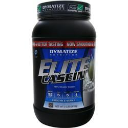 Dymatize Nutrition Elite Casein Protein Smooth Vanilla 2 lbs
