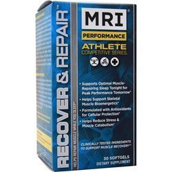 MRI Athlete Competitive Series - Recover & Repair 30 sgels