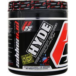 PRO SUPPS Hyde Blue Razz 280 grams