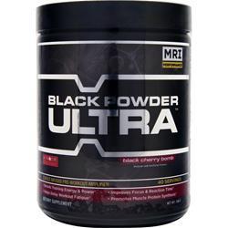 MRI Black Powder ULTRA Black Cherry Bomb 240 grams