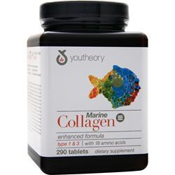 YouTheory Marine Collagen 290 tabs