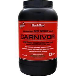 MuscleMeds Carnivor Chocolate Pretzel 2 lbs