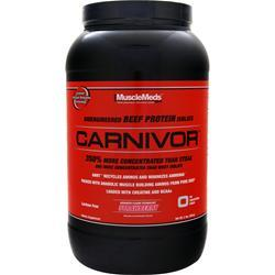 MUSCLEMEDS Carnivor Strawberry 2 lbs