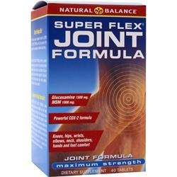 NATURAL BALANCE Super Flex Joint Formula 60 tabs