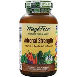 Megafood Adrenal Strength 90 tabs
