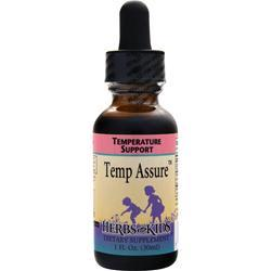 HERBS FOR KIDS Temp Assure 1 fl.oz