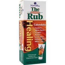 Natrabio The Calendula Rub  EXPIRES 6/16 2 oz