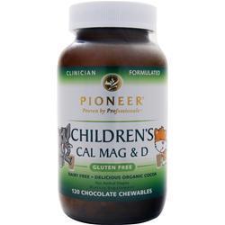 Pioneer Children's Cal Mag & D 120 tabs