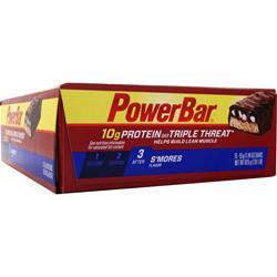 POWERBAR Triple Threat Bar S'mores 15 bars