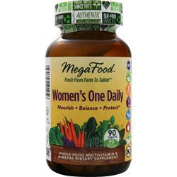 MEGAFOOD Women's One Daily Multi 90 tabs