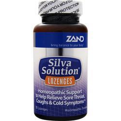 Zand Silva Solution Lozenges 30 lzngs