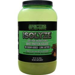 SPECIES Isolyze Chocolate Peanut Butter 2 lbs