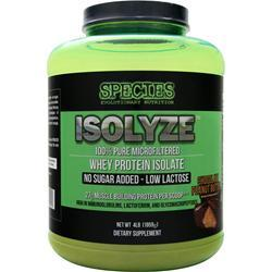 SPECIES Isolyze Chocolate Peanut Butter 4 lbs
