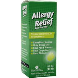 Natrabio Allergy Relief (Non-Drowsy) 1 fl.oz