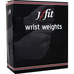 J-FIT Wrist Weights 2 pck