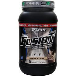 DYMATIZE NUTRITION Elite Fusion 7 Strawberry Banana 4 lbs