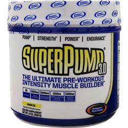GASPARI NUTRITION SuperPump 3.0 Lemon Ice 14 oz