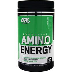 Optimum Nutrition Essential AMIN.O. Energy Lemon Lime .6 lbs