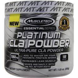 Muscletech Essential Series - Platinum Pure CLA Powder 200 grams