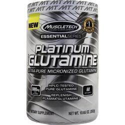 Muscletech Essential Series - Platinum 100% Glutamine 10.65 oz