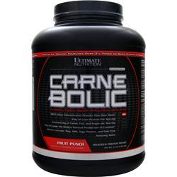 Ultimate Nutrition Carne Bolic - Hydrolized Beef Protein Isolate Fruit Punch 3.7 lbs