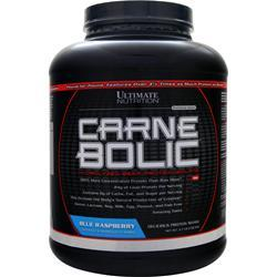 Ultimate Nutrition Carne Bolic - Hydrolized Beef Protein Isolate Blue Raspberry 3.7 lbs