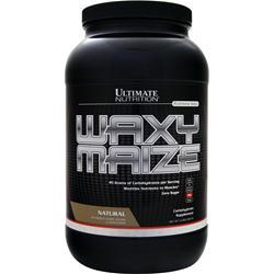 Ultimate Nutrition Waxy Maize Natural 3 lbs